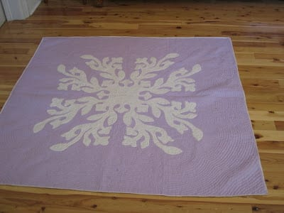 hawaiian quilt ideas