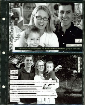 ali edwards scrapbooker