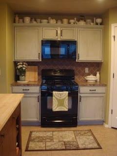 kitchen cabinets update