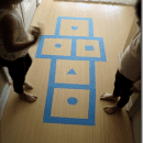 hop scotch inside