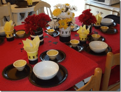 micky mouse theme birthday