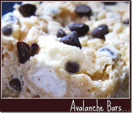 recipe for cookie bars