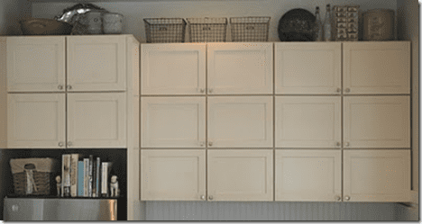 Kitchen cabinets for a farm house