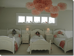 farm house girls bedroom