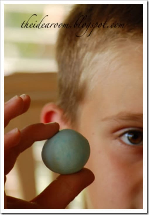 how to make a rubber ball