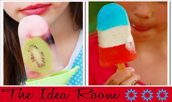 make your own popsicles