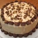 reeses pnut butter cake