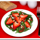 Strawberry salad recipe for summer