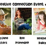 The Creative Connection Event {this weekend}