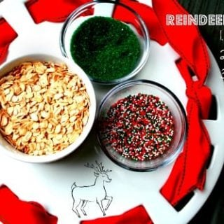 Reindeer Food Recipe on Today's Creative Life