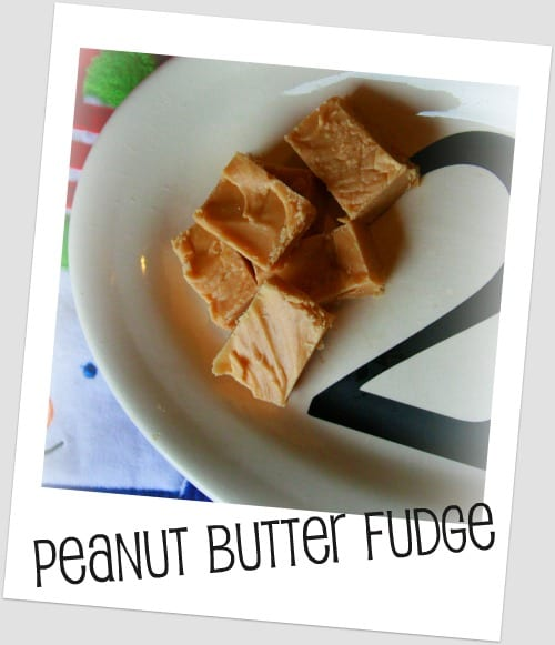 peanut butter fudge recipe \ TodaysCreativelife.com