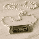 All comments in the month of December are entered to win a Lisa Leonard Necklace.  {she's have a big sale right now}
