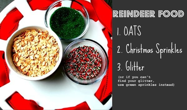 How Do You Make Reindeer Dust Food