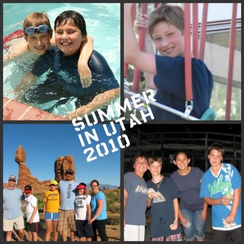 summer family travel