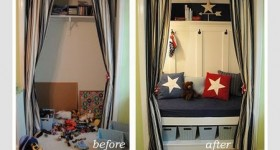 closet make over