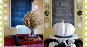 page chalkboards Sep Oct