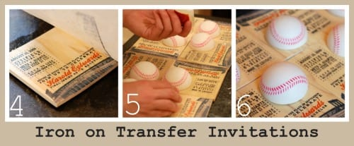 iron transfer craft ideas