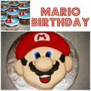 mario bros. birthday party