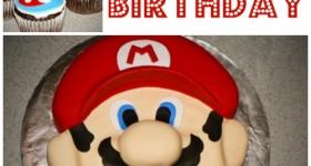 mario bros. birthday party