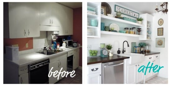 Diy home decor today 39 s creative life - Diy kitchen remodel ideas ...