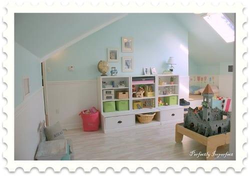 Play room decor
