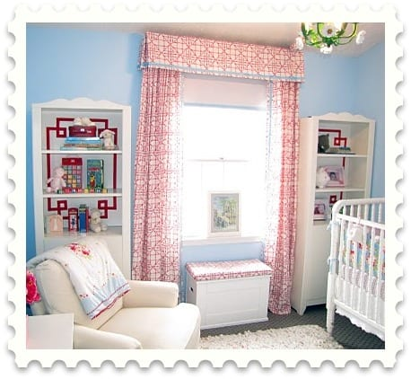 nursery make over