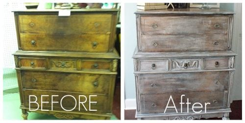 After Painted Furniture Painting Furniture}   Todays Creative Blog