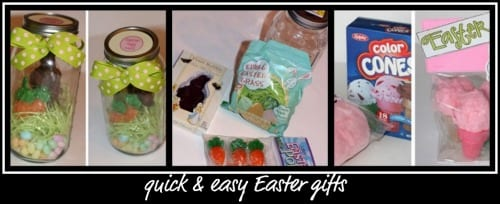 Small things easter gifts todays creative life easy easter gifts negle Images