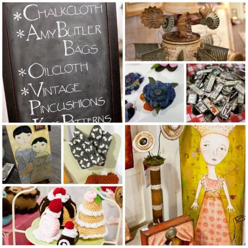 Creative Connection handmade market
