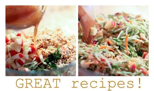 asian salad recipe