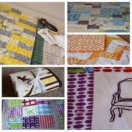 Quilt sewing