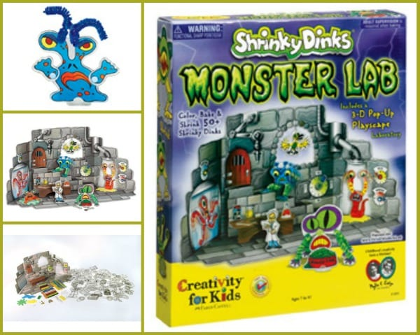 Creativity for Kids Monster Lab