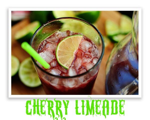 cherry limeade drinks
