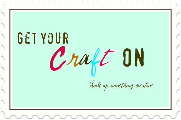 Get Your Craft On!  Great ideas!