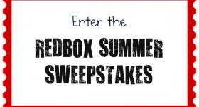 redbox sweepstake