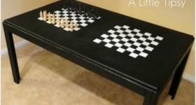 DIY game table
