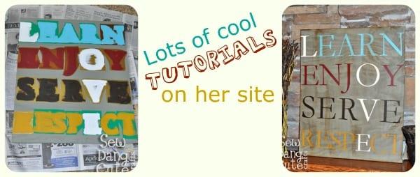 Craft DIY tutorial