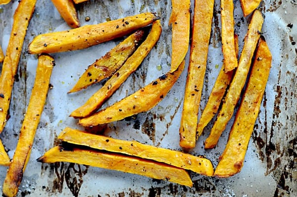 sweet potato Fry recipe