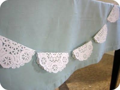 doily crafts