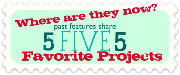 5 favorite craft items to make