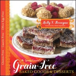 grain free recipe book