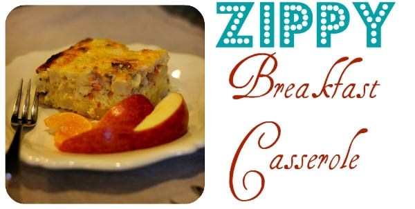 velveeta & rotel breakfast casserole recipe