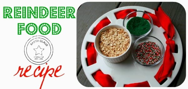 Magic reindeer food feed the reindeer todays creative life its so easy to make magic reindeer food forumfinder Gallery