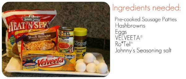 velveeta recipes