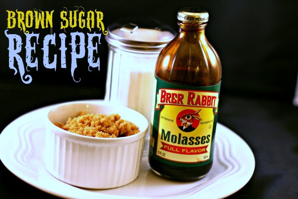 How to Make Brown Sugar | TodaysCreativeBlog.net