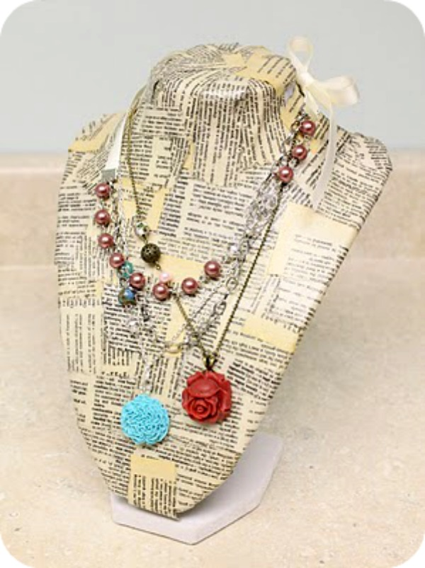 make a jewlery holder