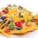Ultimate Nachos- What to Eat for Dinner