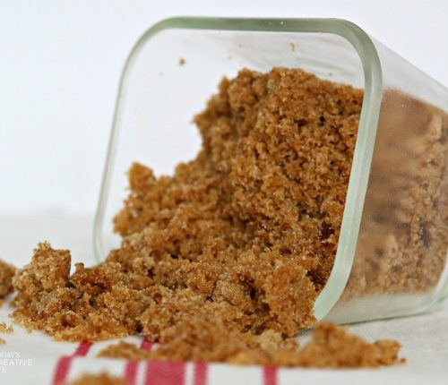 How to Make Brown Sugar   Never run out of brown sugar again. Using 2 ingredients, you can make your own fresh brown sugar! See more on TodaysCreativeLife.com
