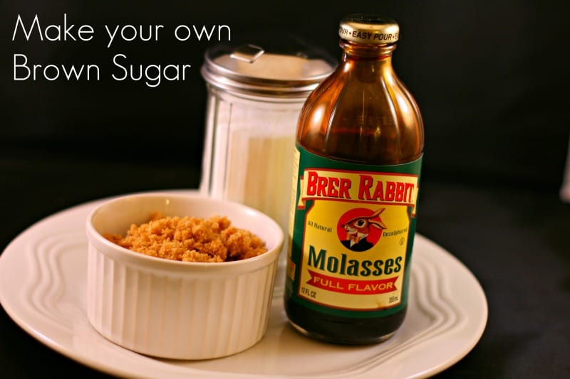 How to Make Brown Sugar