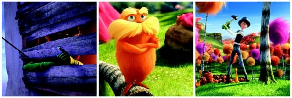Dr. Seuss Lorax | Create temporary tattoos with Dr. Seuss' The Lorax Movie images. Today's Creative Life